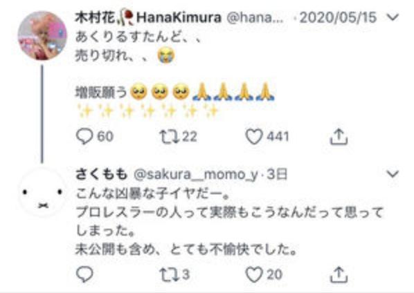 木村花-ツイッター-アンチ