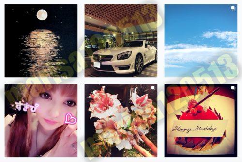 中川真理紗 顔画像 インスタグラム Instagram