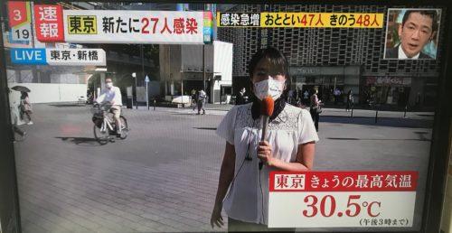 ミヤネ屋-東ふき-女性リポーター